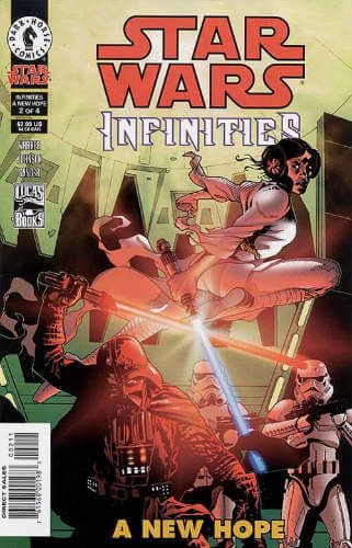 Star Wars Infinities: A New Hope #2