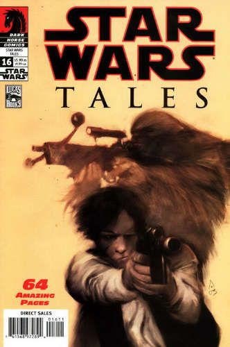 Star Wars Tales #16