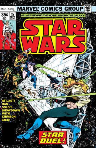 Star Wars (1977) #15: Star Duel