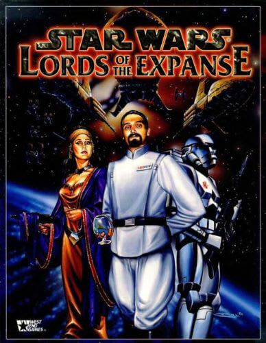 Lords of the Expanse