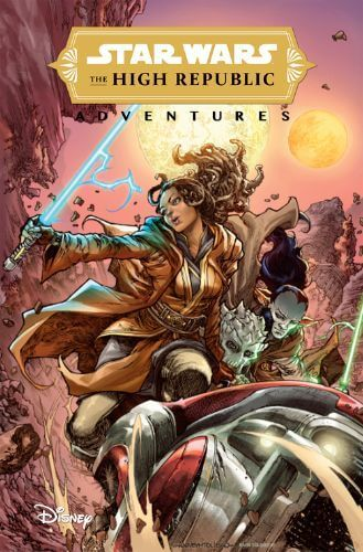 The High Republic Adventures Vol. 1 (Trade Paperback)