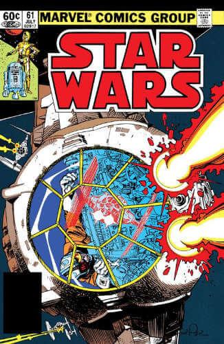 Star Wars (1977) #61: Screams in the Void