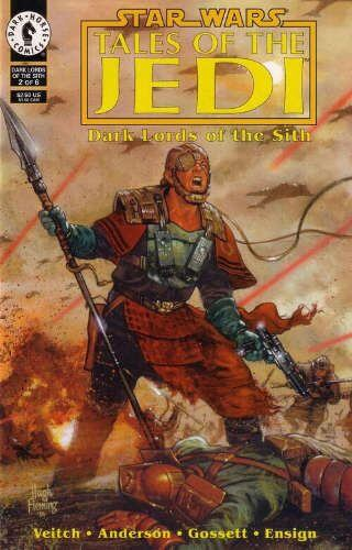 Tales of the Jedi: Dark Lords of the Sith #2: The Quest for the Sith