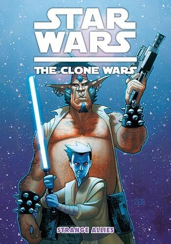 The Clone Wars: Strange Allies