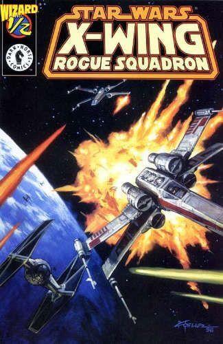 X-Wing Rogue Squadron #½
