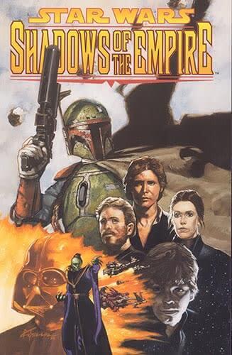 Shadows of the Empire (Graphic Novel)