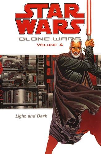 Clone Wars Volume 4: Light and Dark (2004)