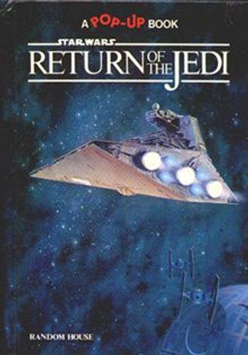 Star Wars: Return of the Jedi pop-up book