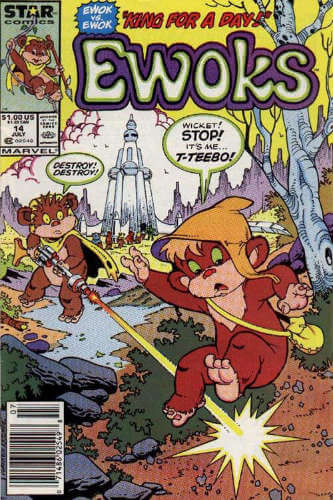 Ewoks #14: King for a Day
