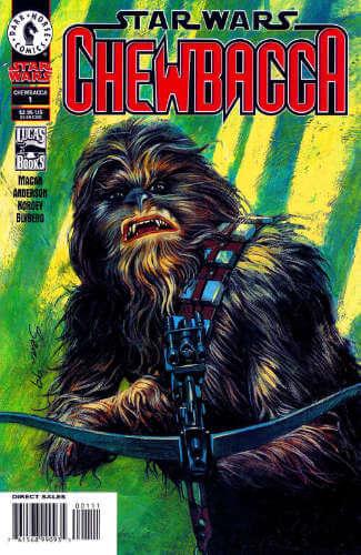 Chewbacca (2000) #1