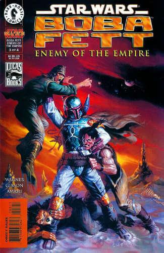 Boba Fett: Enemy of the Empire #3