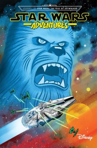Star Wars Adventures (2017) Vol. 11: Rise of the Wookiees (Trade Paperback)