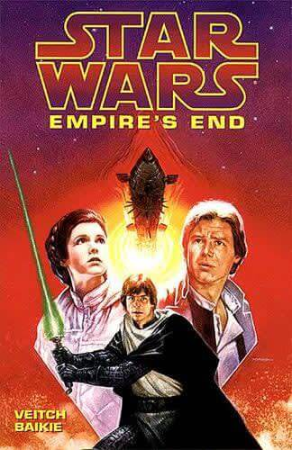 Dark Empire III: Empire's End