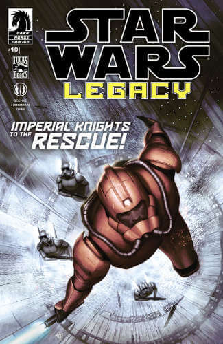 Legacy (Volume 2) #10