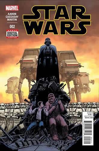 Star Wars (2015) #02: Skywalker Strikes, Part II