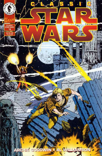 Classic Star Wars #18: A New Beginning