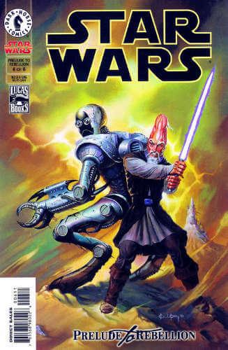 Republic #06: Prelude to Rebellion, Part 6