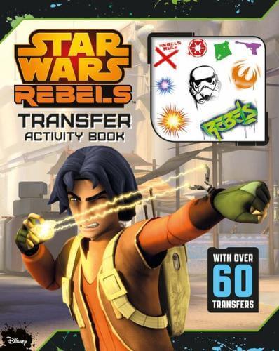 Rebels: Transfer Activity Book