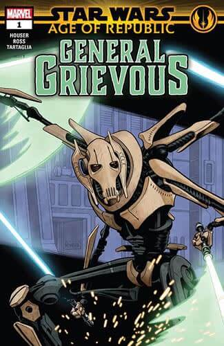 Age Of Republic: General Greivous