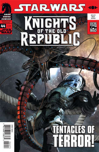 Knights of the Old Republic #44: The Reaping, Part 2