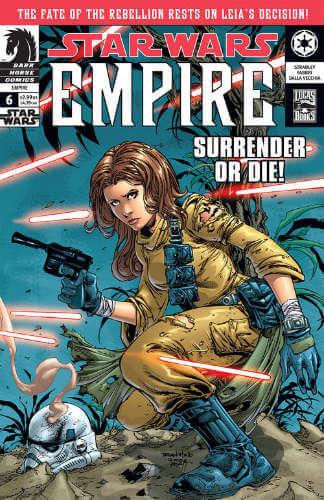 Empire #06: Princess... Warrior, Part 2