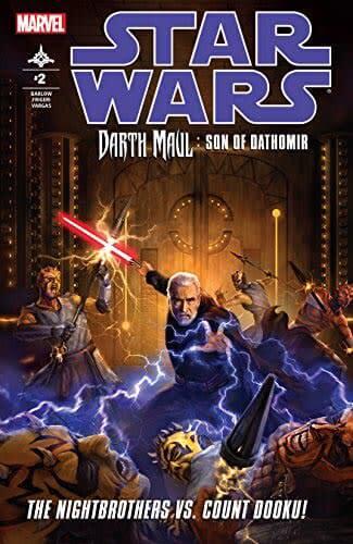 Darth Maul: Son of Dathomir, Part 2