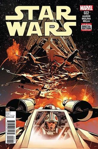 Star Wars (2015) #22: The Last Flight of the Harbinger, Part II