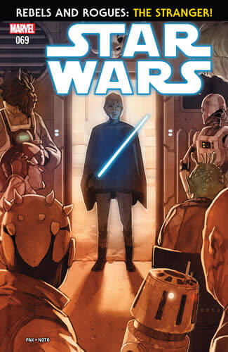 Star Wars (2015) #69: Rebels and Rogues, Part II