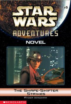 Episode II Adventures 5: The Shape-Shifter Strikes