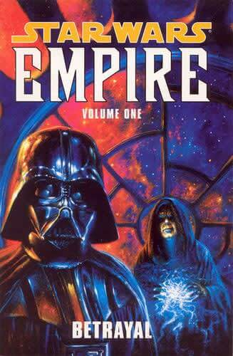 Empire Volume 1: Betrayal