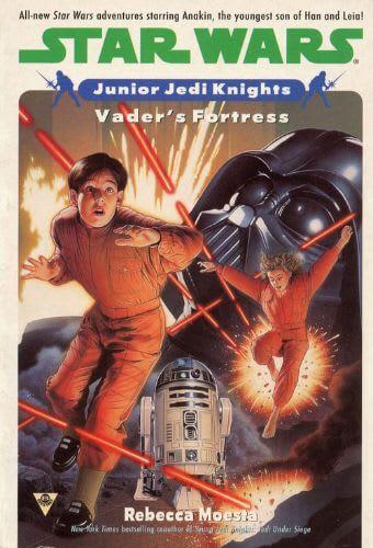 Junior Jedi Knights #5: Vader's Fortress