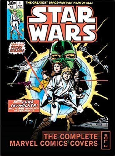 The Complete Marvel Comics Covers Mini Book, Vol. 1
