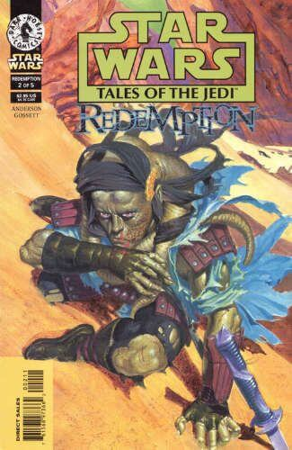 Tales of the Jedi: Redemption #2: The Search for Peace