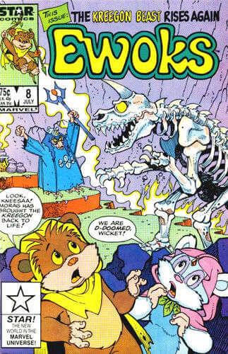 Ewoks #08: Eye of the Kreegon