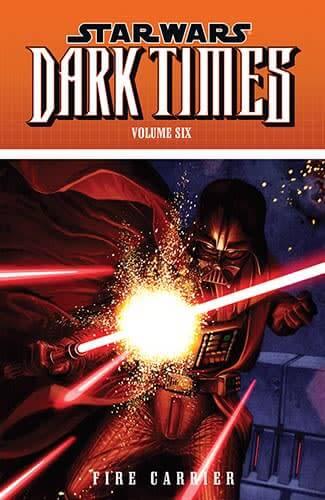Dark Times Volume 7: A Spark Remains