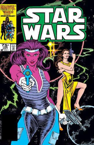 Star Wars (1977) #106: My Hiromi