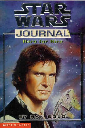 Star Wars Journal: Hero for Hire