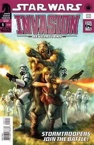 Invasion: Revelations #5