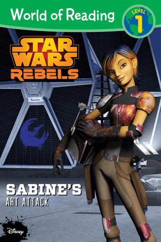 Rebels: Sabine's Art Attack