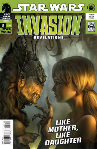 Invasion: Revelations #3