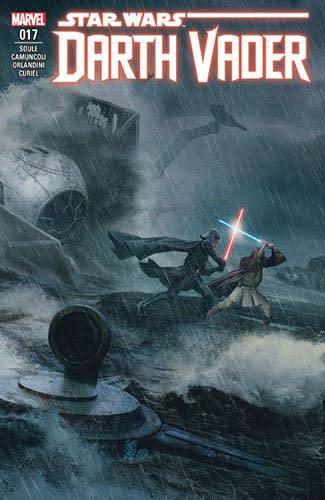 Darth Vader: Dark Lord of the Sith 17: Burning Seas Part V