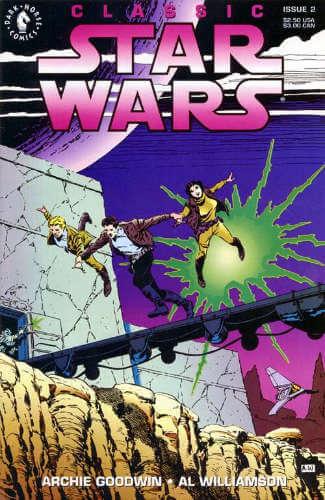 Classic Star Wars #02: Darth Vader Strikes