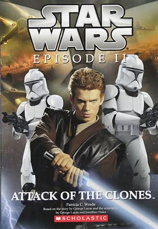 Star Wars Episode II: Attack of the Clones (YA)