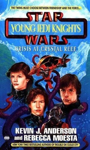 Young Jedi Knights #14: Crisis at Crystal Reef
