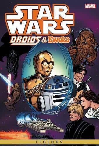 Droids & Ewoks Omnibus