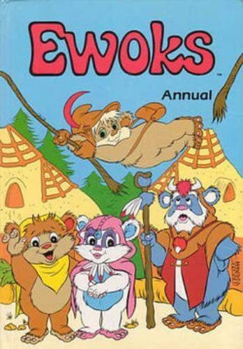 Ewoks Annual 1988