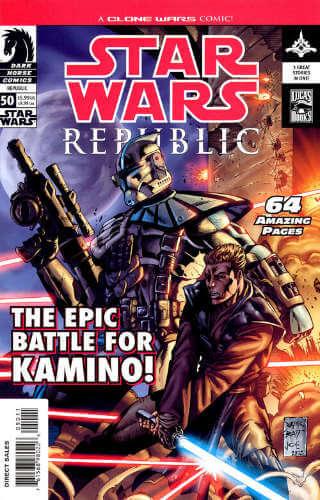 Republic #50: The Defense of Kamino