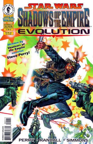 Shadows of the Empire: Evolution #1