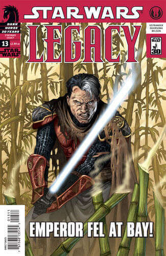 Legacy #13: Ready to Die
