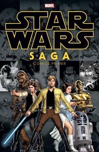 Star Wars Saga (2015) #1